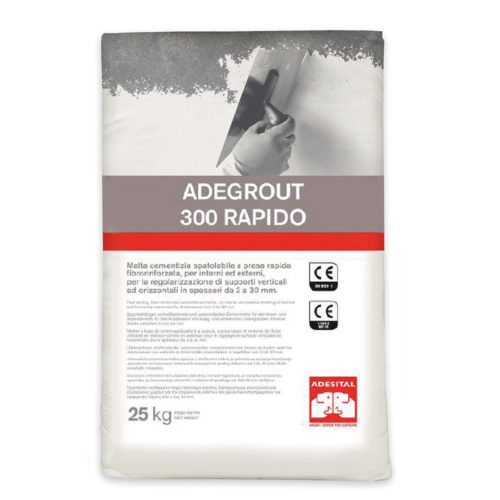 ADEGROUT-300-RAPIDO