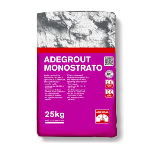 ADEGROUT-MONOSTRATO