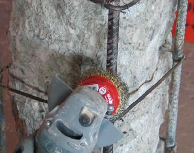 Antikorozní ochrana armovacího železa pro železobetonové konstrukce
